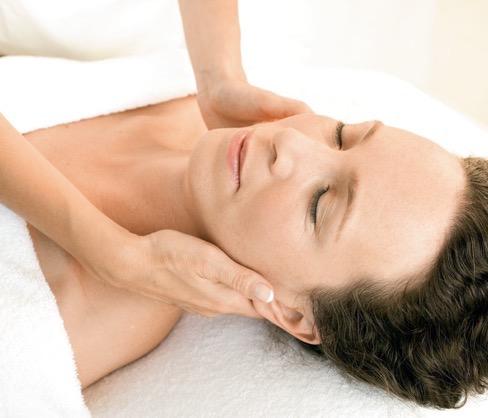 chinese hoofd nek massage