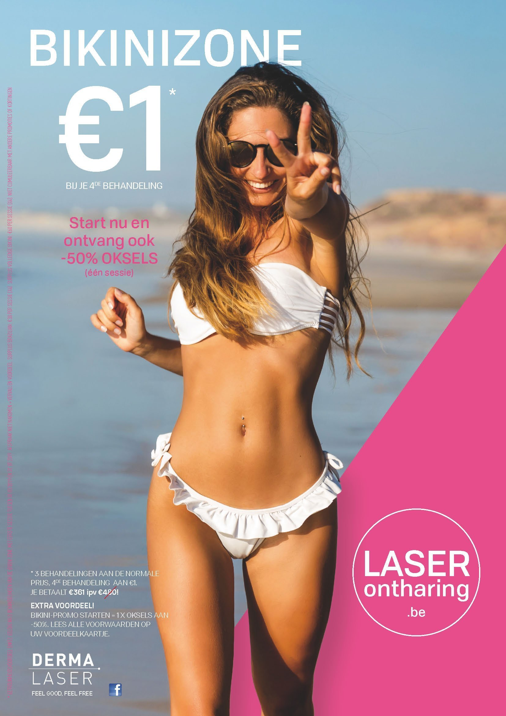 Laserbehandeling Bikini zomer NL